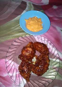 Ayam ala recheese / richeese / ricis