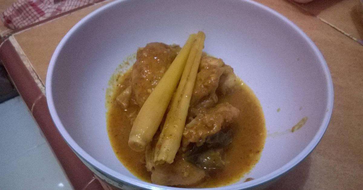 Resep Ayam Bakar Bumbu Rujak Surabaya