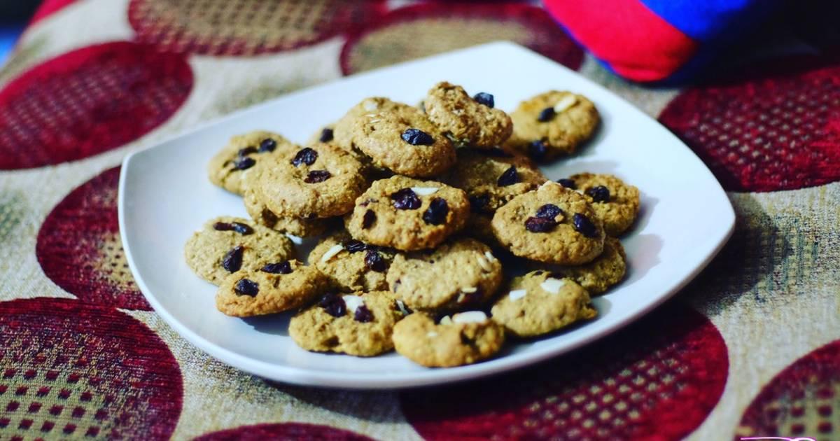 Resep Cinnamon Oat Cookies