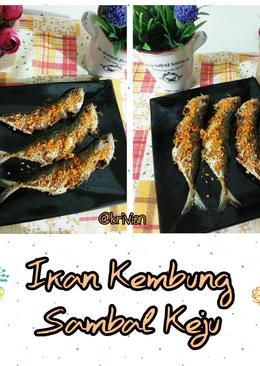 Ikan Kembung Sambal Keju 🐡#ketofriendly #ketofy #debm