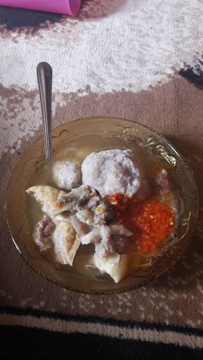 Bakso Daging Enak#FestivalResepAsia#Indonesia#Daging Sapi