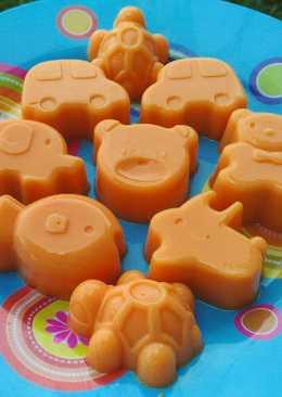 Pudding wortel