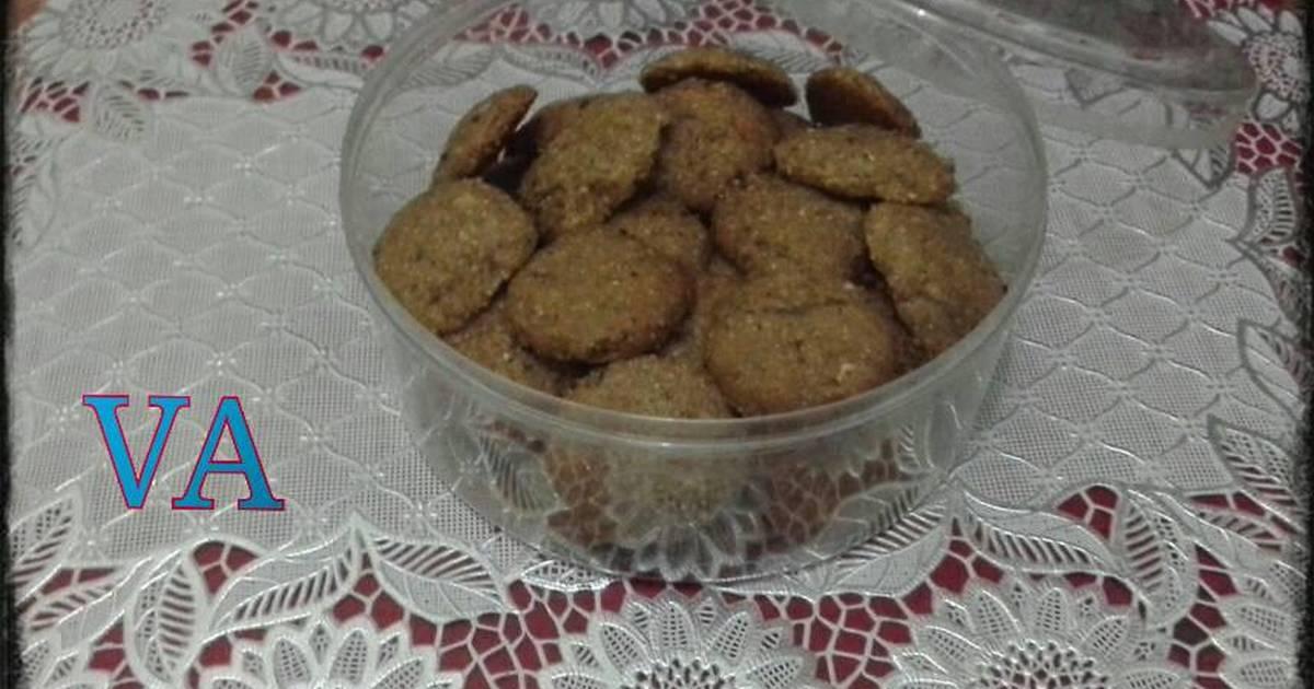 Kue kering kacang coklat - 105 resep - Cookpad