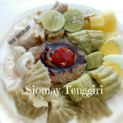 Siomay Ikan Tenggiri #Dandelion