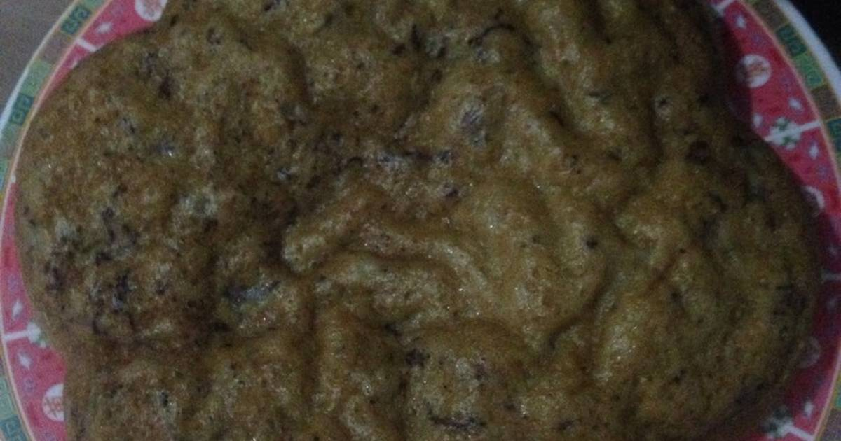 Resep Banana cake kukus