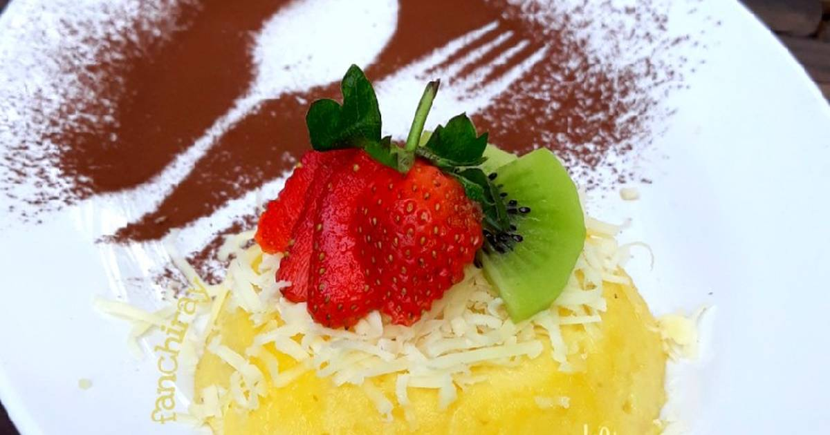 Resep Cheese Cake Kukus Ekonomis: 694 Resep Cheese Cake Kukus Enak Dan Sederhana