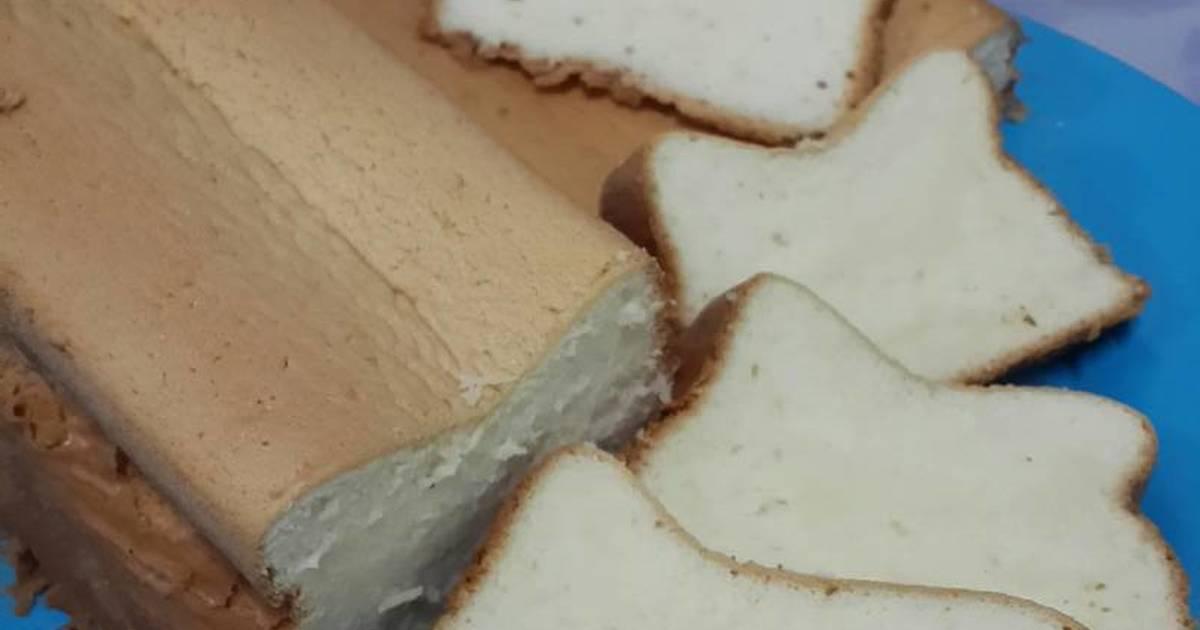 Resep Sponge Cake (Bolu)