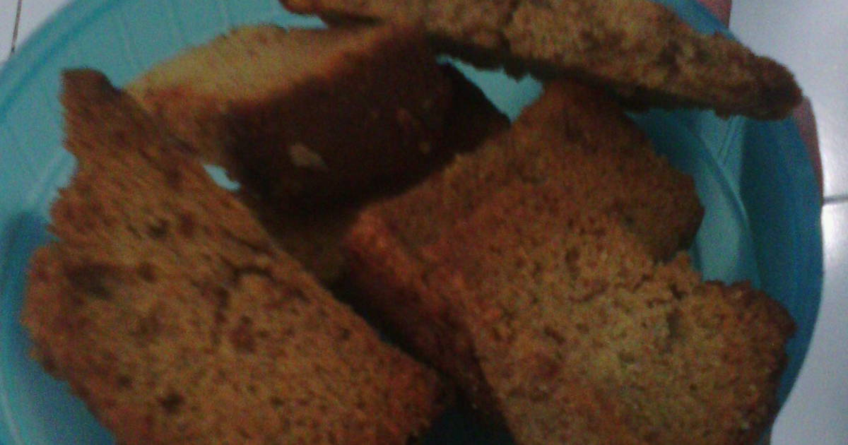 Resep kue kering penyelamat