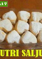Resep Kue Putri Salju Lembut dan Lumer