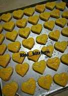 Kue kacang (peanut cookies)