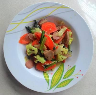 Sayur Capcay