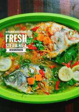 Fresh steam nila