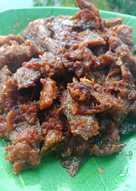 Ikan asin sambal tomat