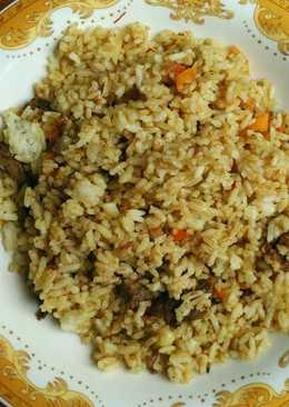Nasi Goreng Kari-Rendang