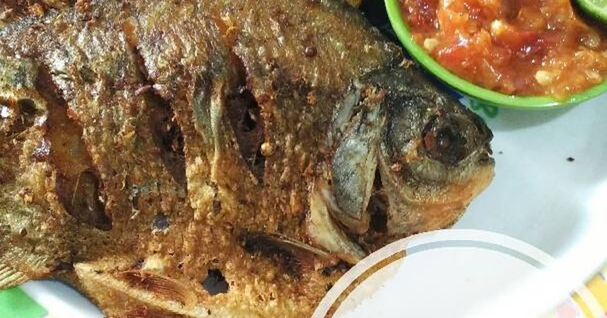 Ikan Goreng Kering