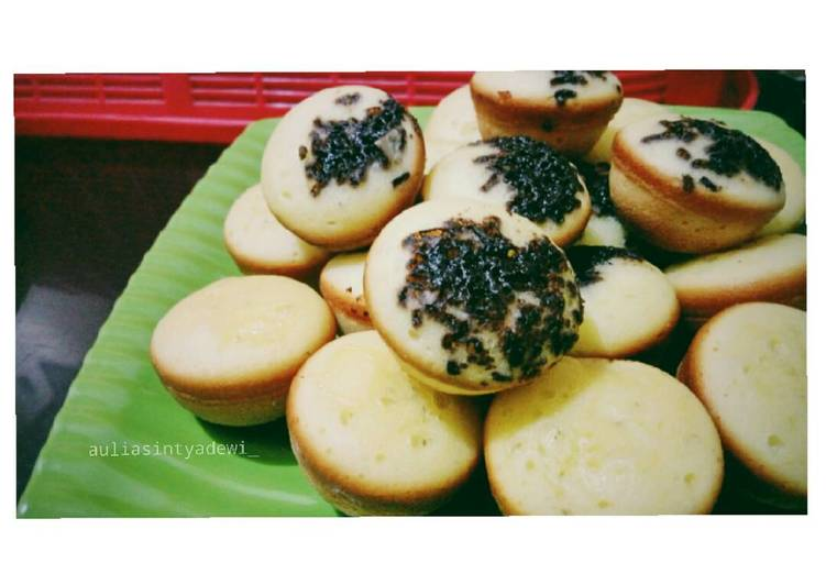 kue pukis mini