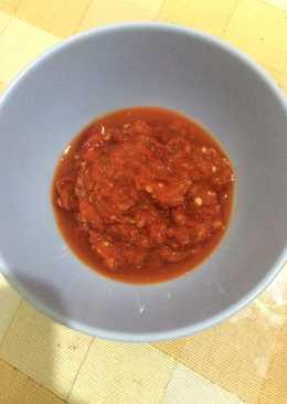 Sambal terasi mentah - 27 resep - Cookpad