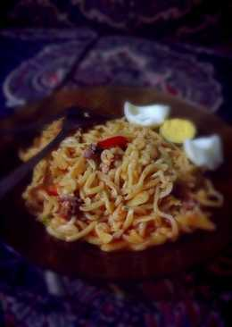 Mie Ramen Chicken