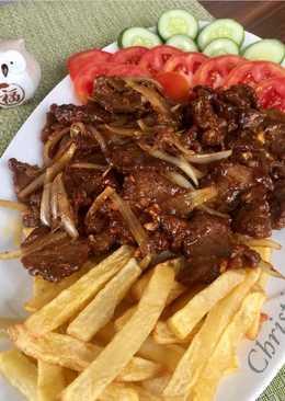 Beef Steak 🐮