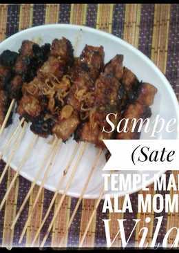Sate Tempe Madu (Sampedu)
