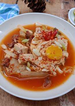 Kimchi Jjigae Ala Saya