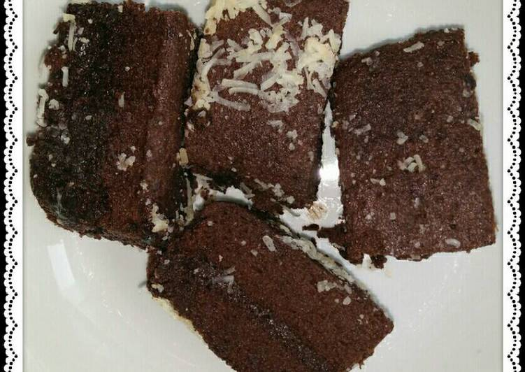 Resep Cake Kukus Lumer: Resep Brownies Kukus Oleh Nyonya Arsil