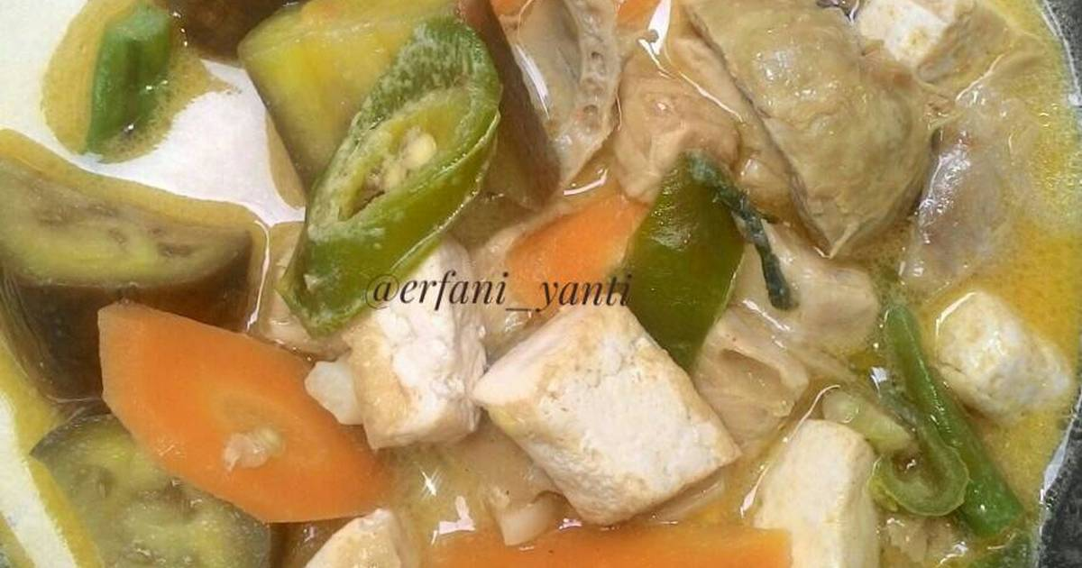 Image Result For Resep Sayur Santan Nangka Ceker