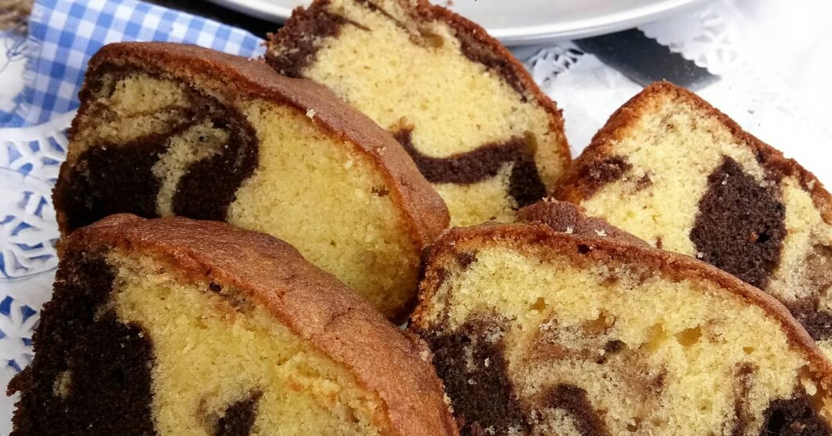 Resep Cake Jadul Enak: 190 Resep Cake Marmer Jadul Enak Dan Sederhana