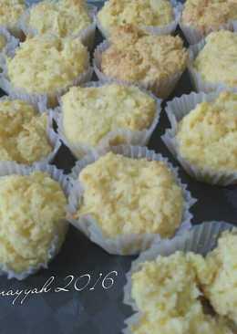 Muffin tape singkong