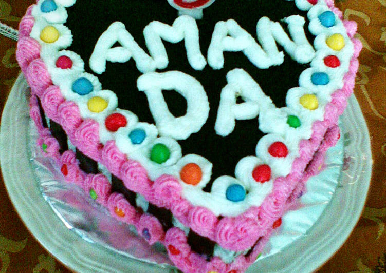Bahan Dan Cara Membuat Kue Ulang Tahun Sederhana