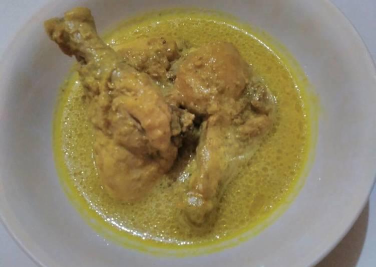 Opor Ayam #BikinRamadanBerkesan
