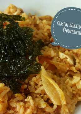 Kimchi Bokkeumbap (Fried Rice)