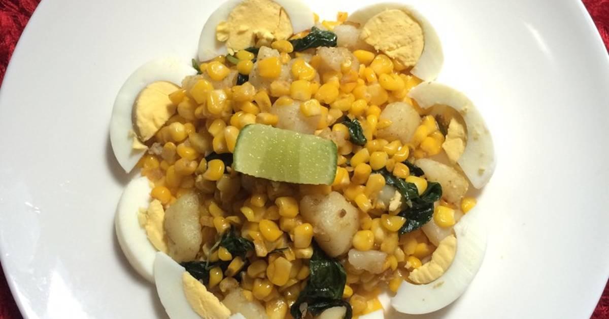 241 resep tumis jagung rebus enak dan sederhana - Cookpad