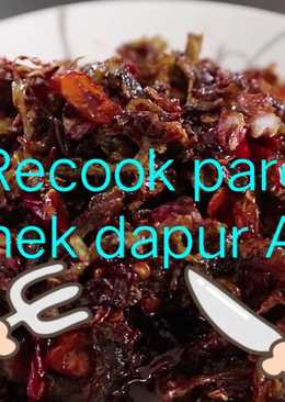 Pare neneknya dapur Asix, recook yuk (masakan rumah sederhana)