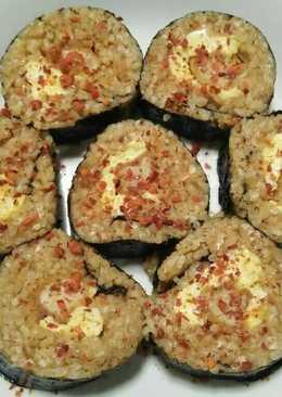 Nasi Goreng Kimbap