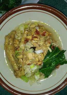 Mie Ayam kare