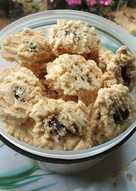 Raisin Cookies Mocaf