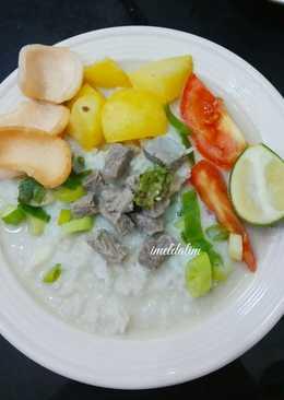 Soto Daging Betawi (Pakai Susu)