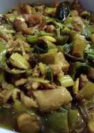 Topping Mie Ayam