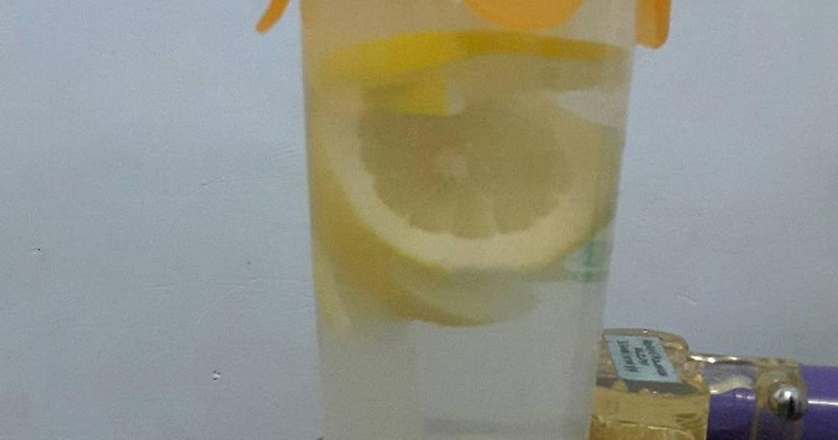 Cara Membuat Infused Water Praktis