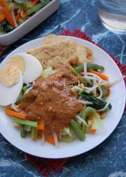 982 resep pecel sayur enak dan sederhana cookpad