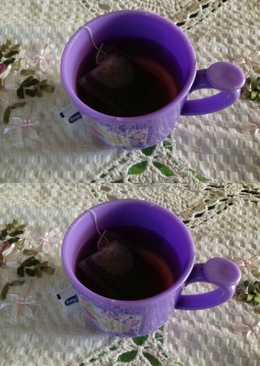 Hot Tea Simple and Praktis