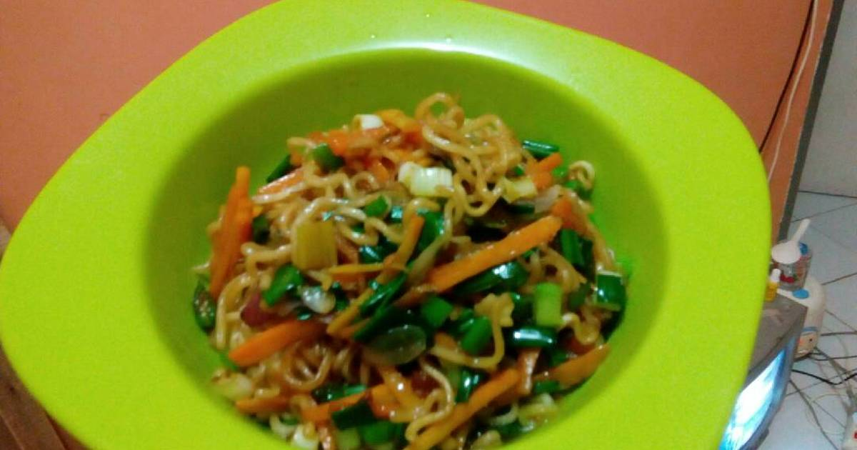 kreasi indomie   1 059 resep   cookpad