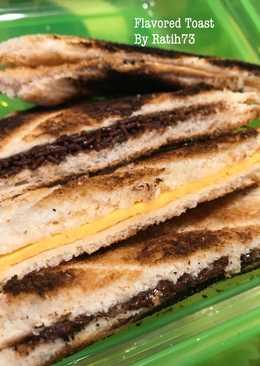 Flavored Toast Bekal Anak