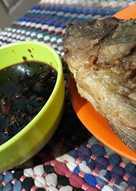 Nila goreng sambel kecap