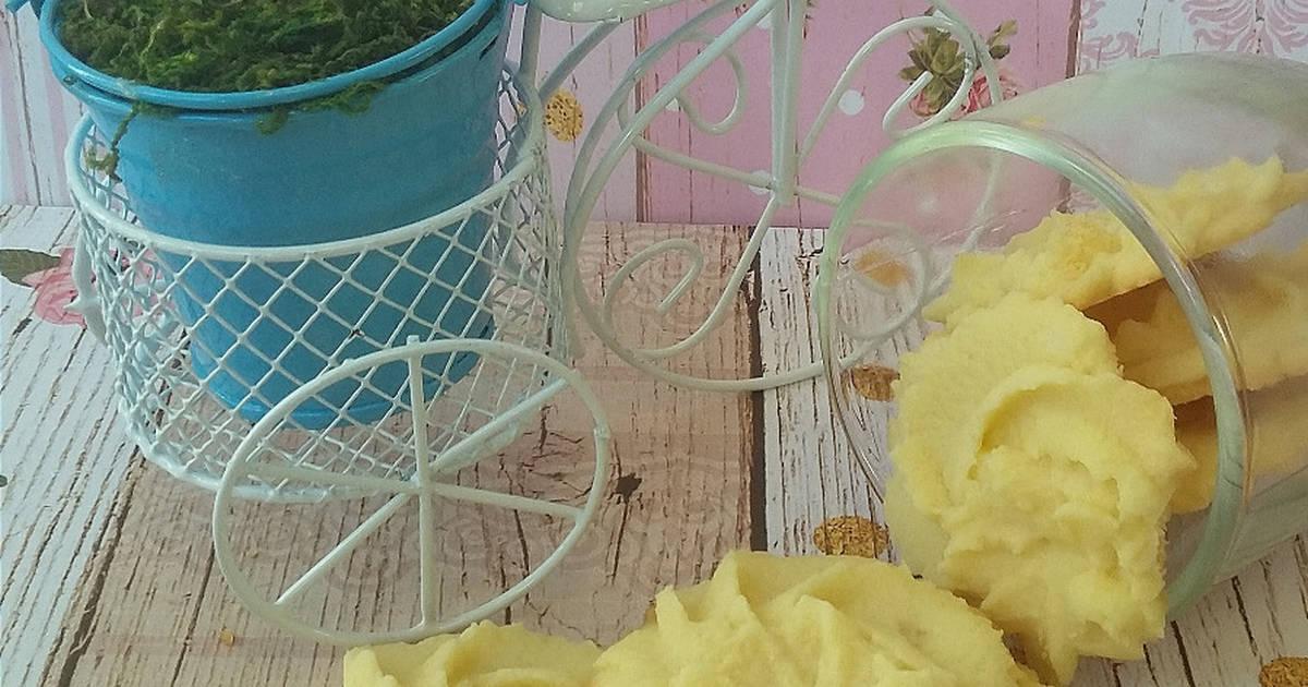 Resep Klassiske Vaniljekranse aka Classic Danish Butter Cookies
