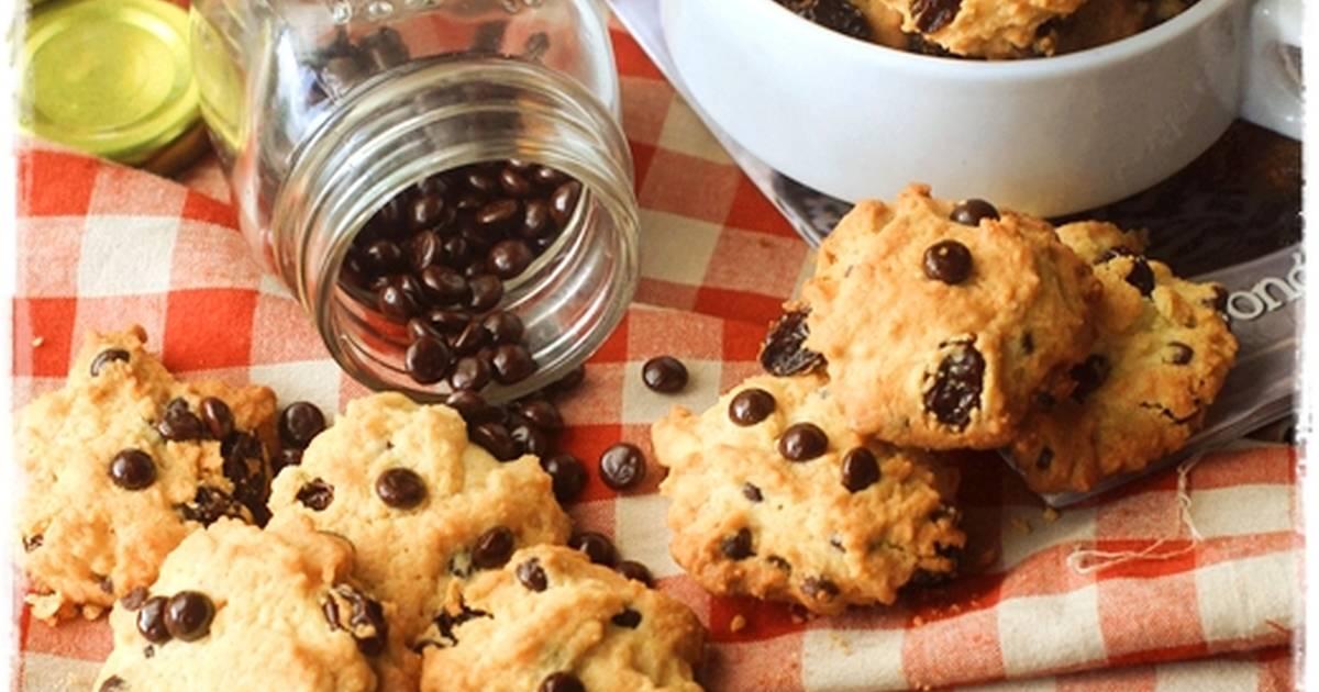 Resep Vanila Chocochips Cookies Simpel Renyahh