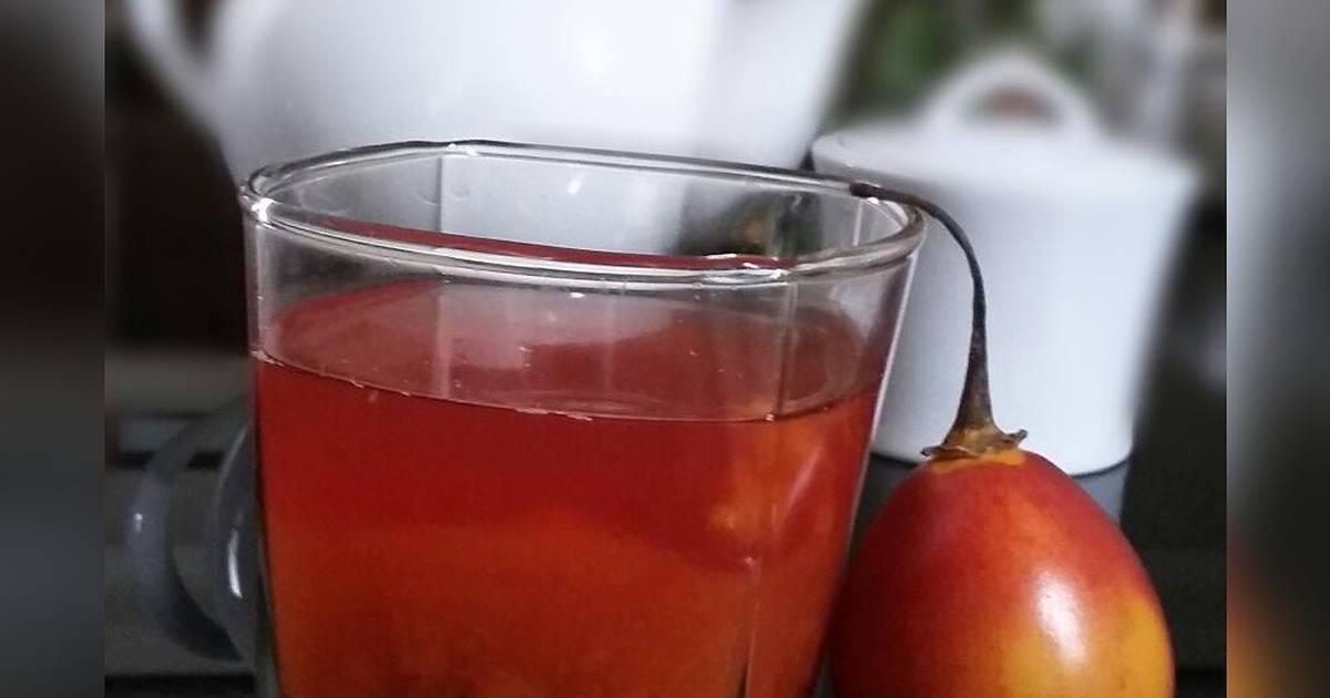 Resep Jus terong belanda (Tamarillo Juice)