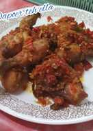 3)Ayam goreng balado