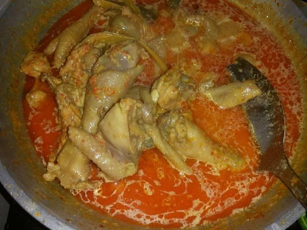 Kalio Ayam Kampung
